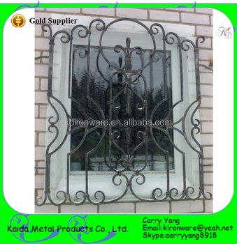 Factory Prices Wrought Iron Window Grill Design India Buy Window