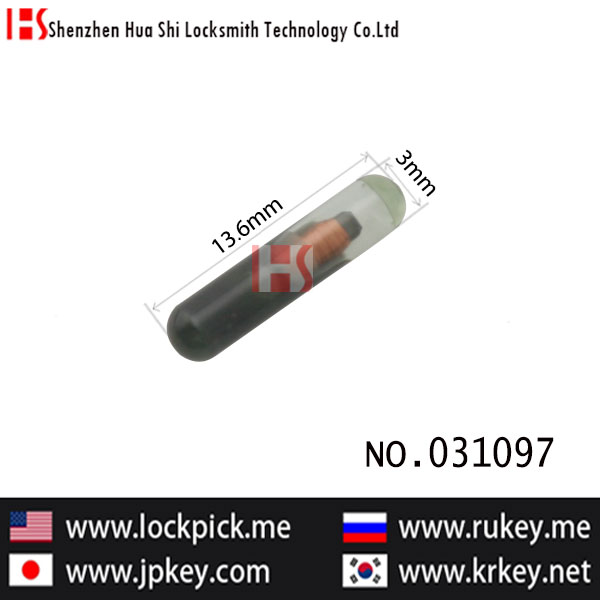 High quality ID48 glass copy Chip for VVDI2 031097