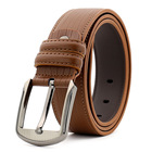 Cool and Top Quality Waist Belt Made in Cow Leather for Men