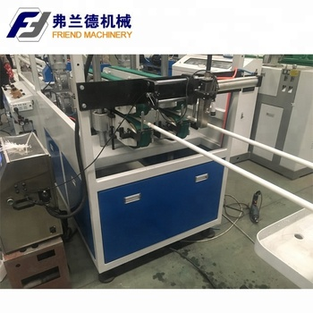 13-63mm pvc double pipe production line