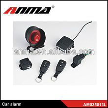 Professional factory of manual two way car alarm system car alarm remote control frequency