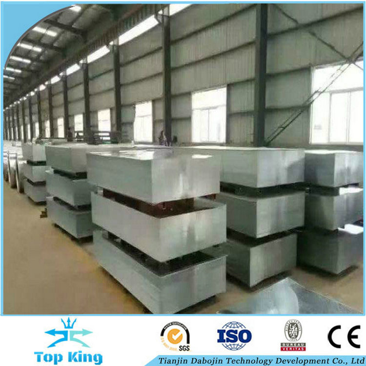 TOP KING Construction companies New productgalvanized iron sheet
