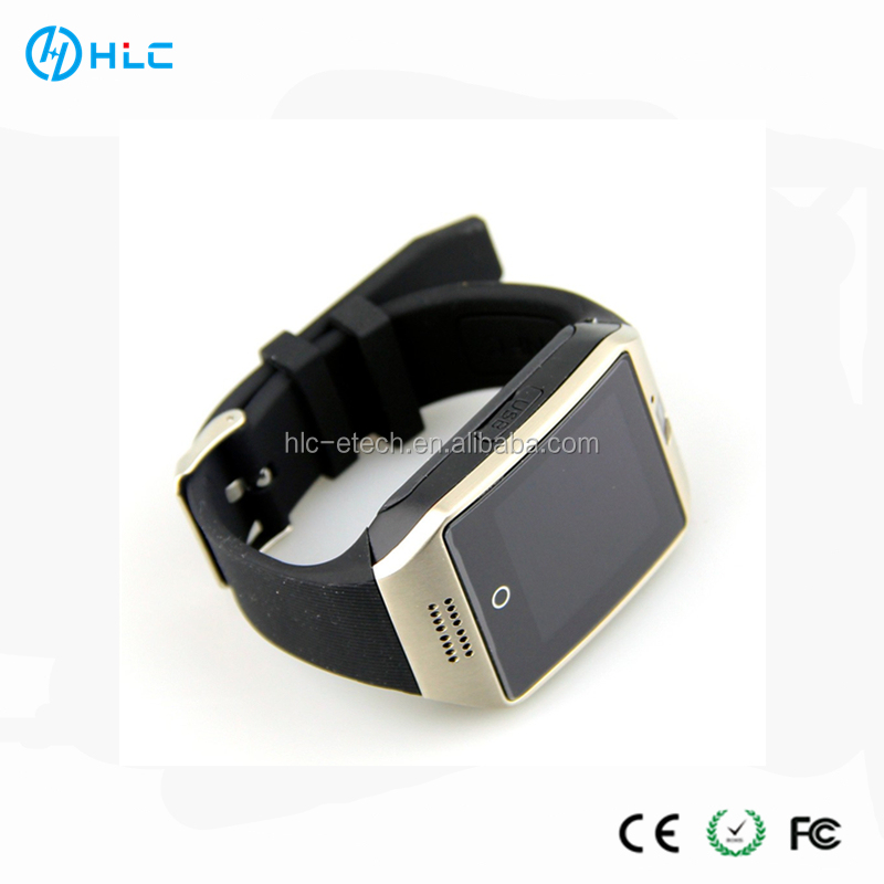 Curved Screen Smart Watch <strong>sim</strong> Q18 With Camera Smartwatch Support <strong>Sim</strong> TF Card for Android Phones
