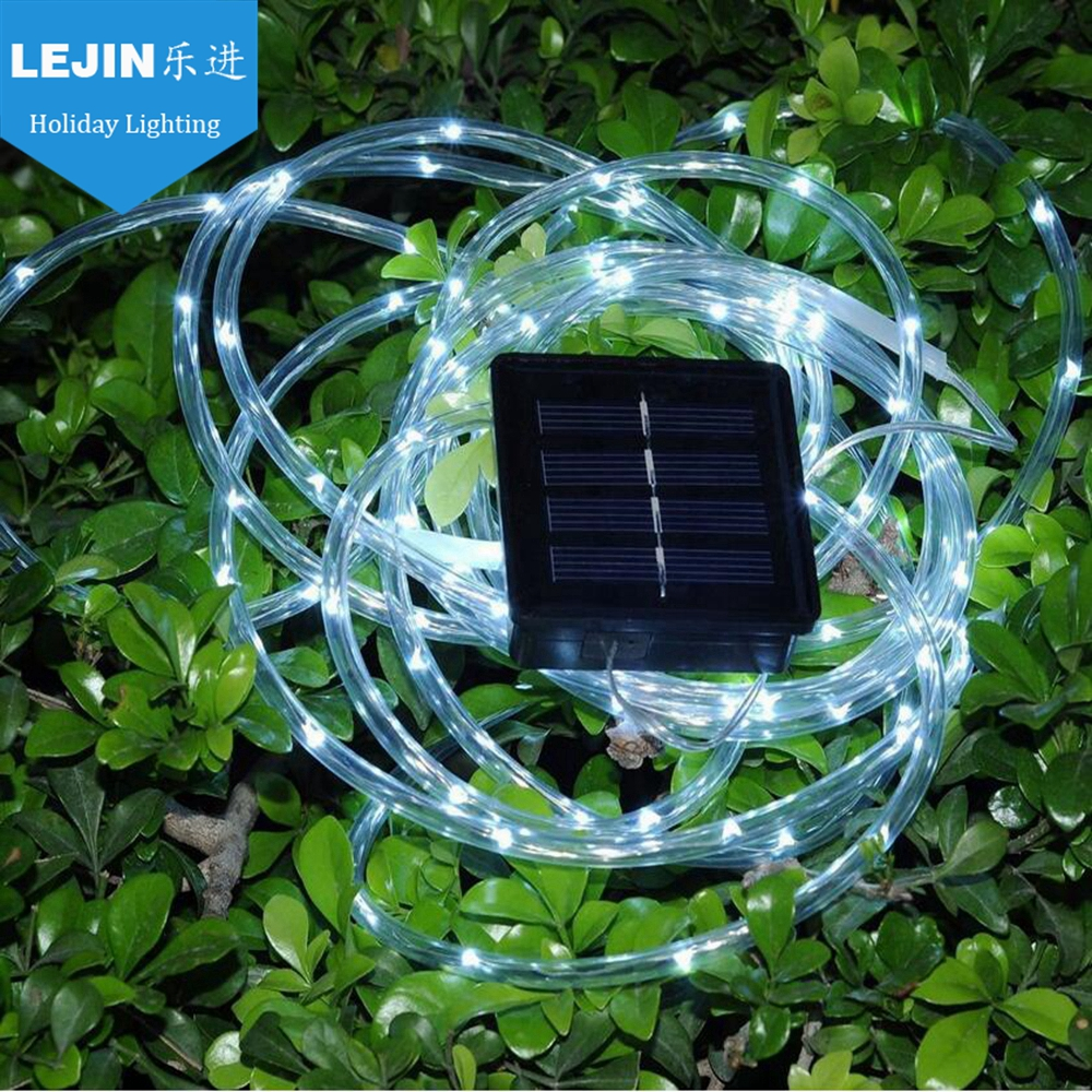 IP65 white 10mm led rope light for outdoor decoration