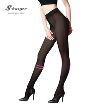 S-SHAPER Body Stocking หรูหราถุงน่อง