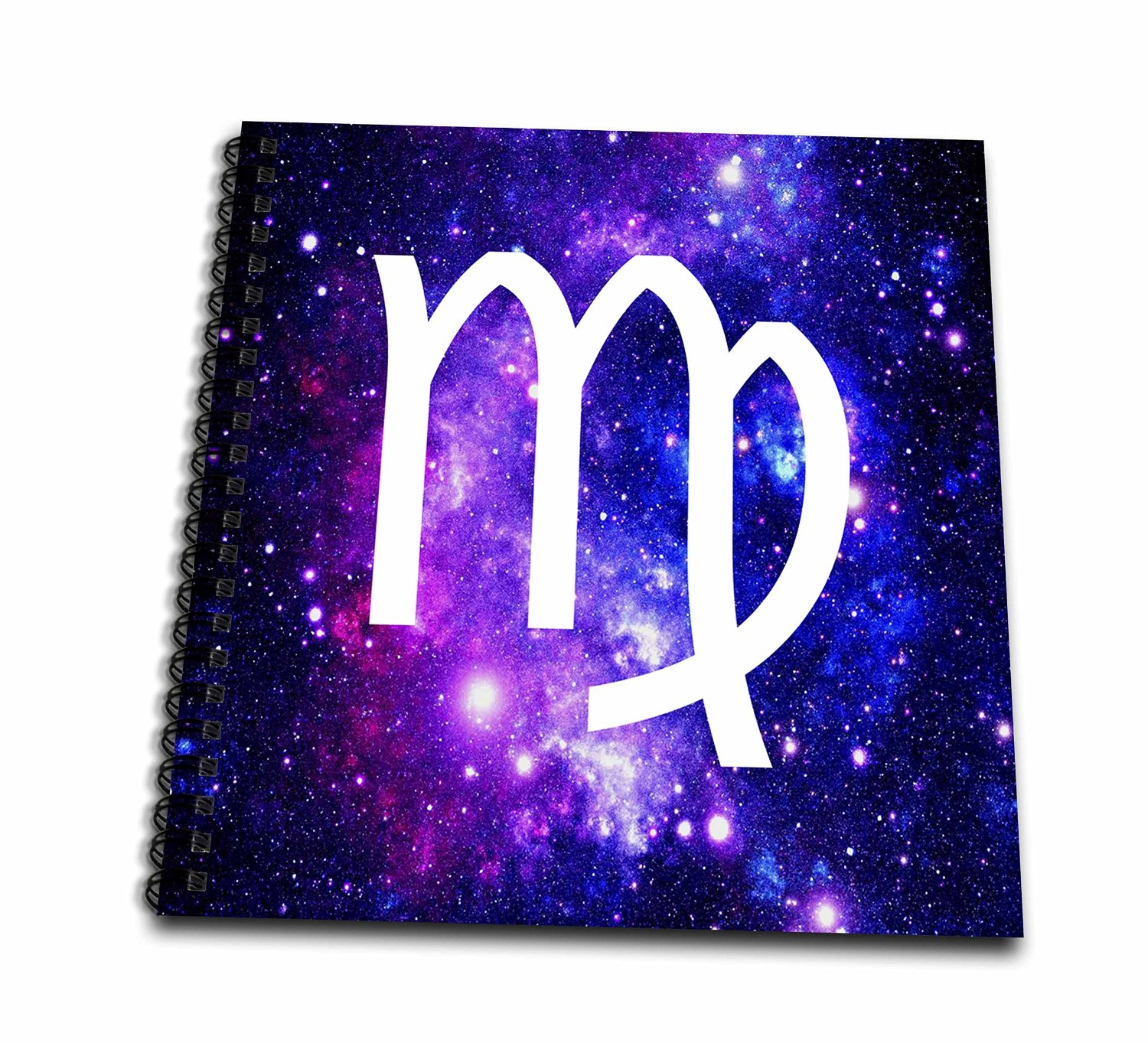 Useful 3drose Virgo Star Sign On Purple Space Background Zodiac Horoscope Symbol Two A Great Variety Of Goods Dinnerware & Serving Dishes Home & Garden