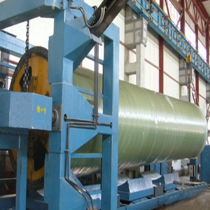 High Quality Whole Set FRP Pipe Production Equipment/Pipe Winding Machine