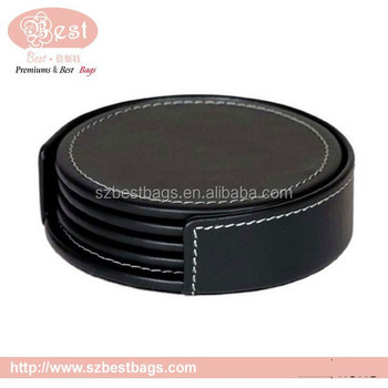 Leather Table Mat, Leather Office Table Mat