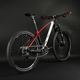 China high grade full carbon fiber bikes 33 speed mountain bicycle with XT/M8000 Oil Disc Brake+RT86