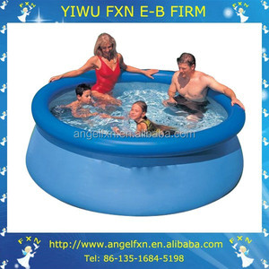 Above ground pool china/kids inflatable deep swimming pool