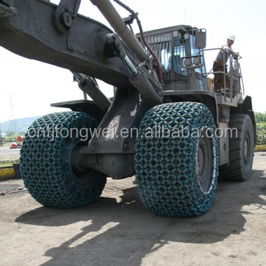 HOT SALE tractor tyre 23.5R25 protective chains