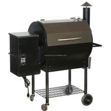 NEW Electric Wood Pellet Rotisserie BBQ Automatically Barbeque Grill