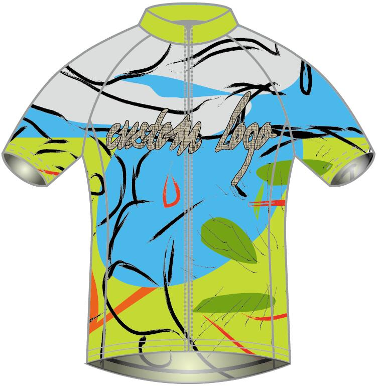 Cool Design Sublimation Printed Bicycle Riding Gear 44d963a88