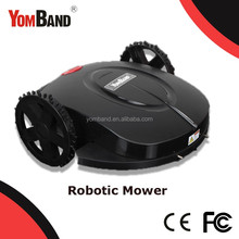 Auto Recharge Intelligent Remote Control Portable Mini Robot Lawn Mower in Summer Promotion