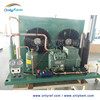 Refrigeration condensing unit,cold room with Bitzer compressor unit
