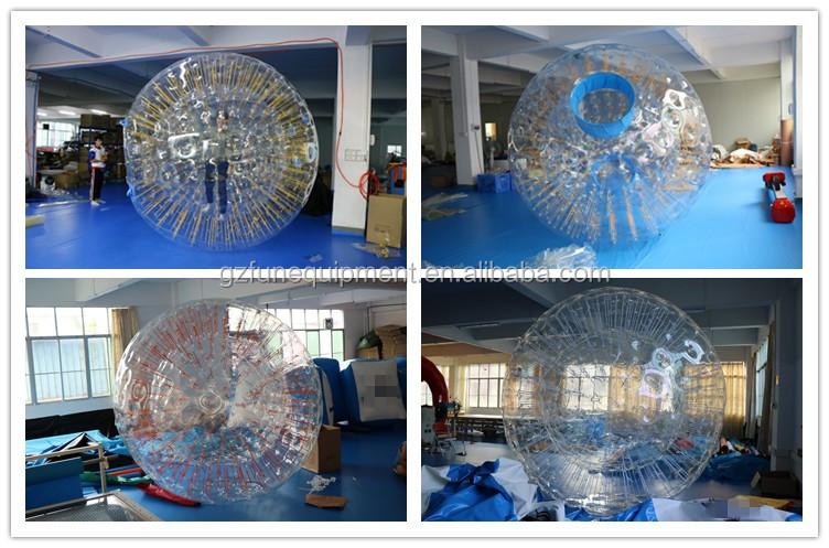 Bella di nuovo disegno del PVC parco di divertimenti gonfiabile, gonfiabili per bambini aria ponticello, parco di divertimenti attrezzature
