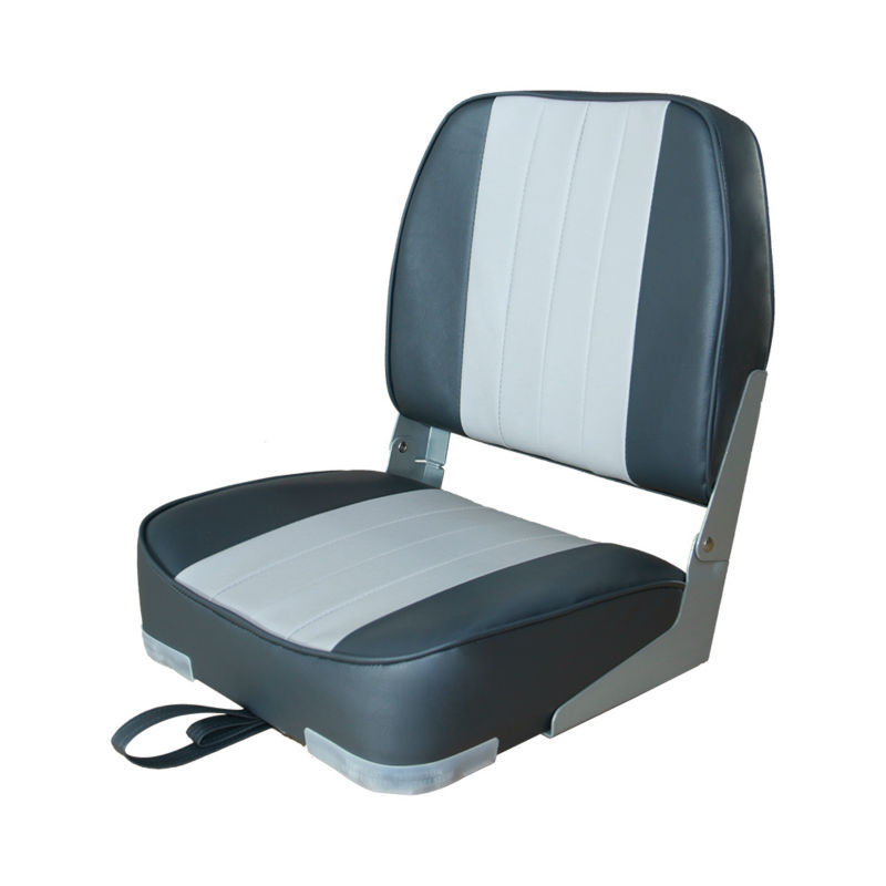 Deluxe suspension marine fishing boat seat yacht seat for Fishing boat seat