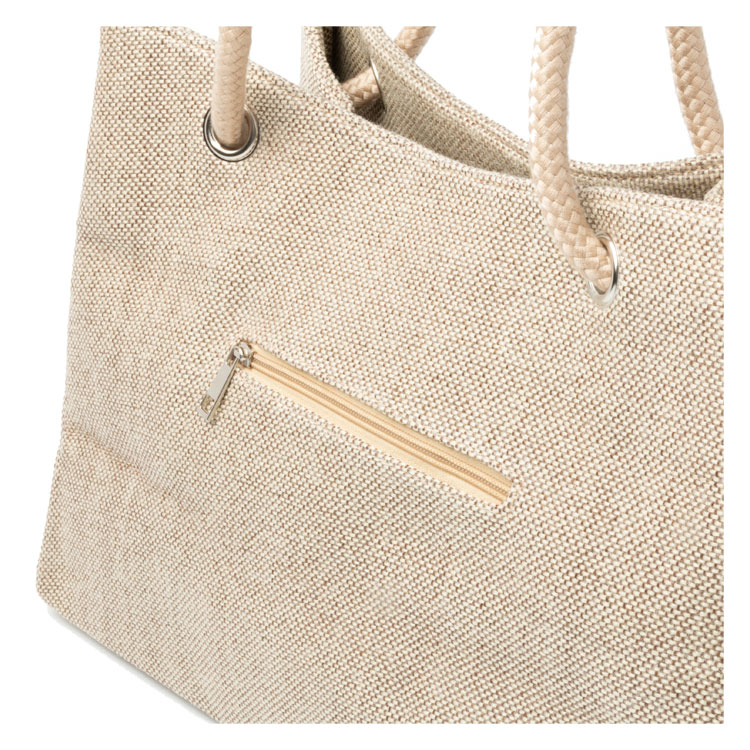 Online shopping large tote women handbag canvas beach bag