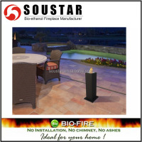 2018 new design indoor usage free standing pellet stove ethanol fireplace