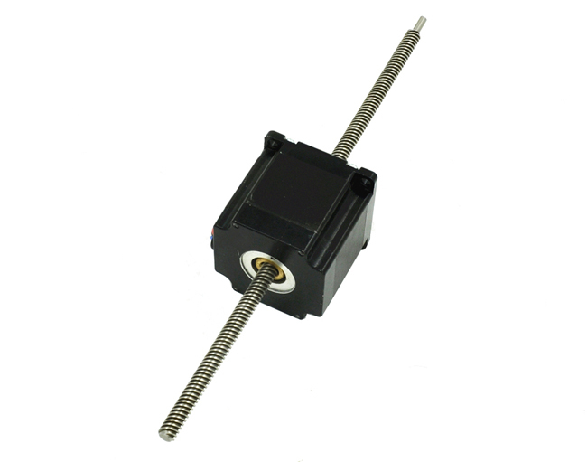 China supplier nema 23 linear stepper motor