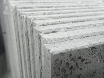 White Galaxy Quartz Tile - Buy White Quartz Floor Tiles,White Quartz ...