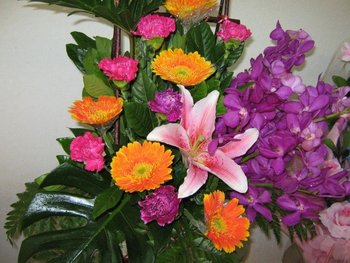 Asian Flowers