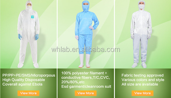 Safety and Security Clothing Protection Coveralls and Overalls