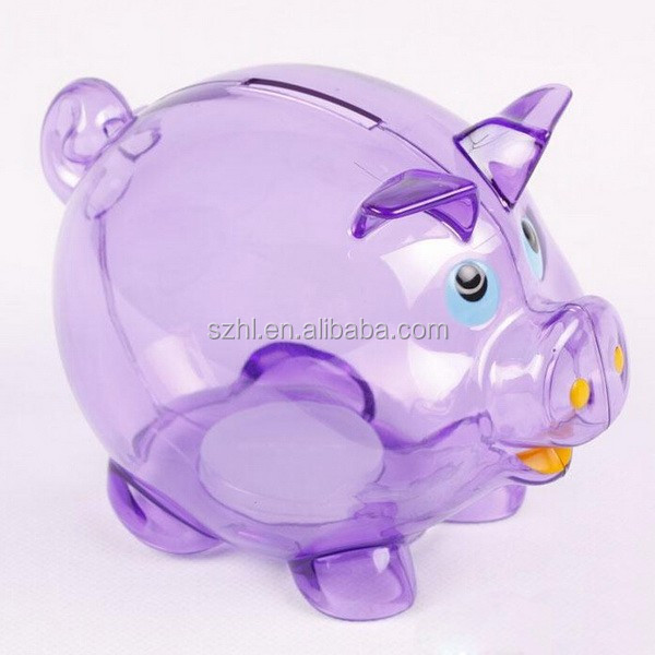 acrylic piggy bank acrylic piggy bank suppliers and at alibabacom