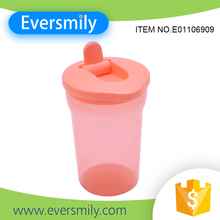 Hot selling bpa free training drinking plastic PP baby sippy cups with lids