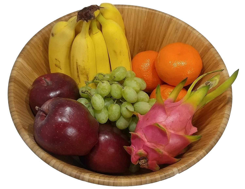 wooden salad bowl EL-18082205 Details 5