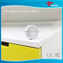 Bluetooth accelerometer sensor motion 3-axis broadcasting