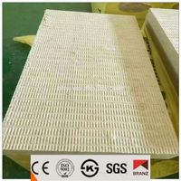 80kg/m3 rock wool blanket / roll / felt / tape fireproof insulation