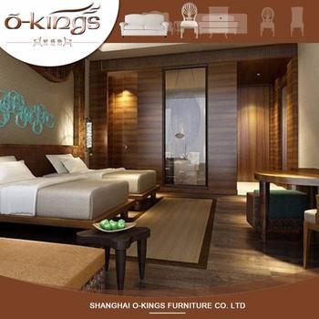 Hilton Hotel Muebles Para La Venta King Size Cama De Cuero Marco ...