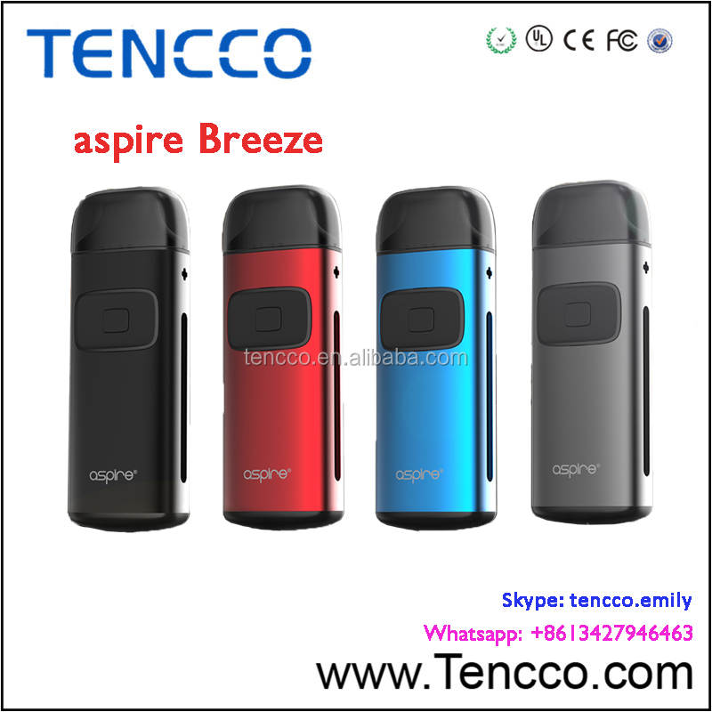 Aspire new starter kit 650mAh buit-in battery mod kit Aspire Breeze