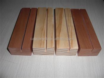 Hochwertigem Holz Foto Ständer Buchenholz Visitenkartenetui Für Namenskarten Oder Restaurant Manu Buy Holz Visitenkartenhalter Holz Foto