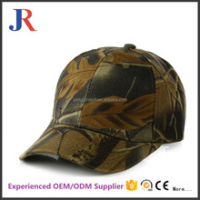 Custom Specialized Softtextile 6 Panel wholesale camouflage tactical baseball cap