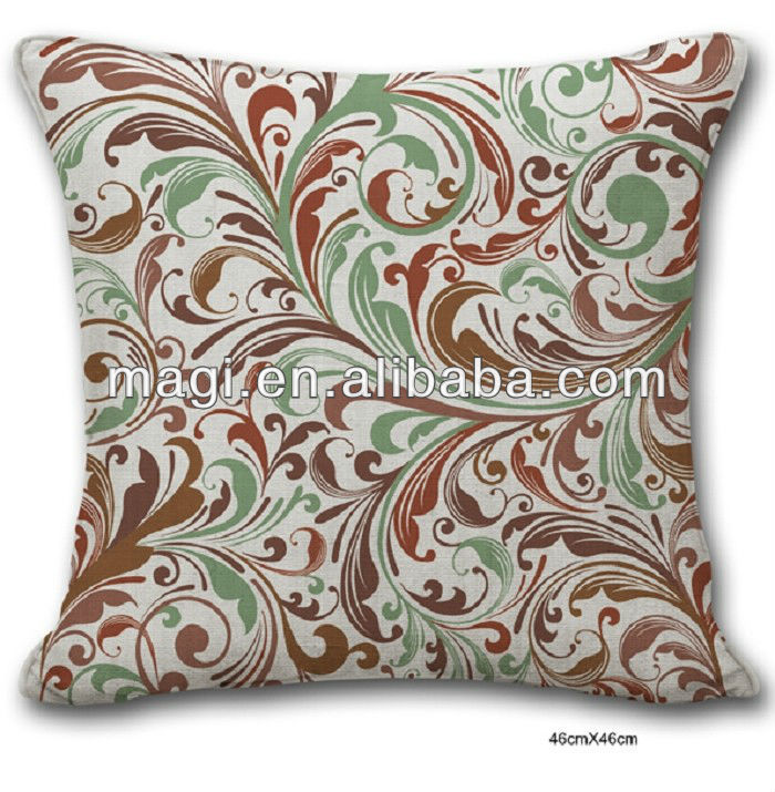 Handmade Flower Decorative Cushion Pillow