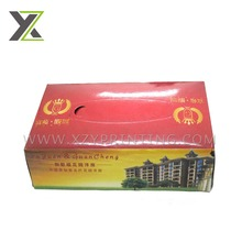 OEM paper tissue boxes