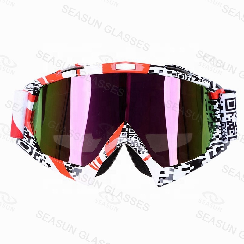 OEM CE and FDA certified motocross glasses Top Sell Motorbike Goggles Motorcycle Sport Googles Mx Custom Motocross Goggles