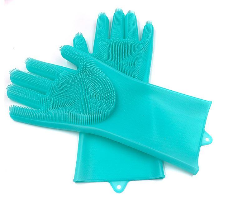 Перчатки-губки Magic Brush в Николаеве