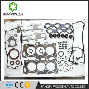 sample supply full gasket set 6VE1 OEM 587813-7561