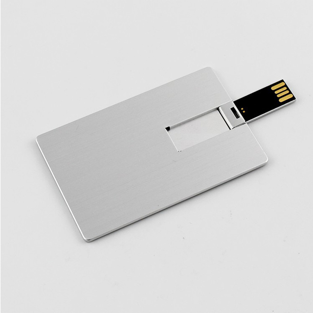 Buy cheap china usb card usb business card products find china usb high quality metal business credit card usb flash drive with custom logo print 512mb 1gb reheart Image collections