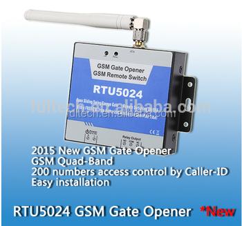 gsm gate door opener operator automatic door operators can connect wired