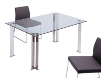 Modern Living Room 4 Person Dining Table And Chair