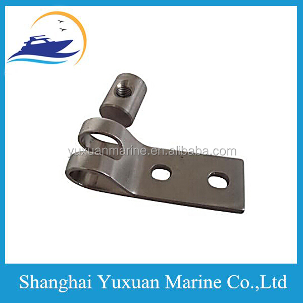 Investment Cast 316 Stainless Steel Lift Ring Cleat For Marine Boat Hardware