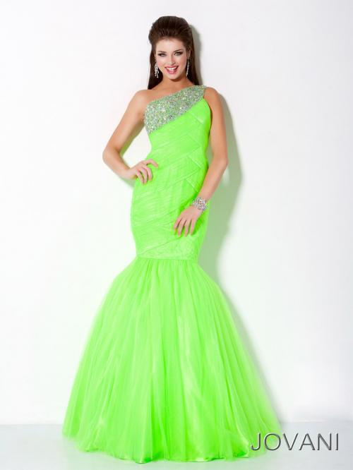 Get Quotations · Special Wholesale Mermaid Green One Shoulder Evening Dress  Night Dress Models(EVJO-1009) f15f67655
