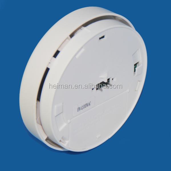 2017 smoke alarm detector home security alarm systems wireless interlinked smoke detector alarm. Black Bedroom Furniture Sets. Home Design Ideas