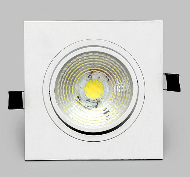 Brightest Recessed Lighting Bulbs  Super bright dimmable led downlight cob ceiling spot light & Brightest Recessed Lighting Bulbs: New promotion cool white lm ...