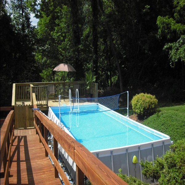 china supply used fiberglass pools hot pool filter intex. Black Bedroom Furniture Sets. Home Design Ideas