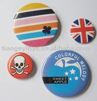 Custom Made Pins and Buttons